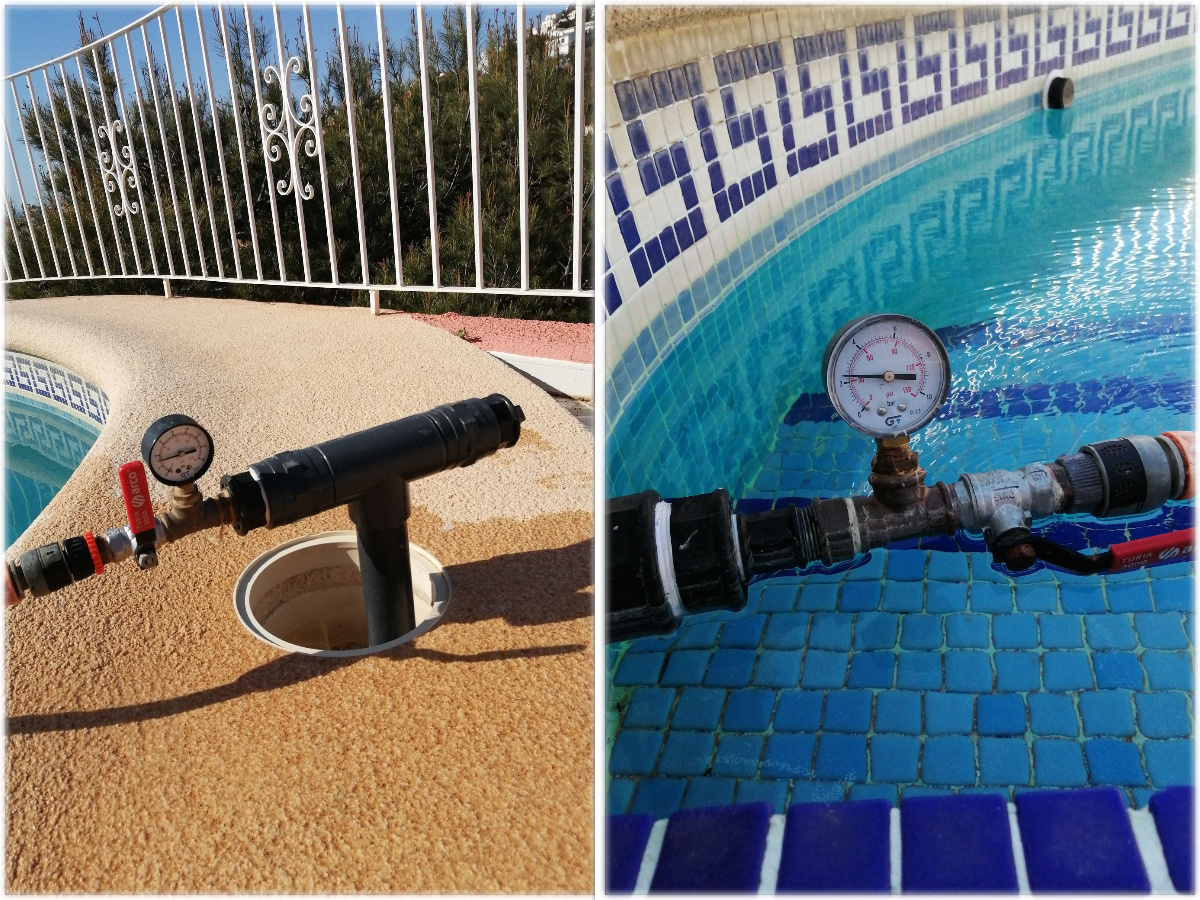 swimming pool leak detection near me