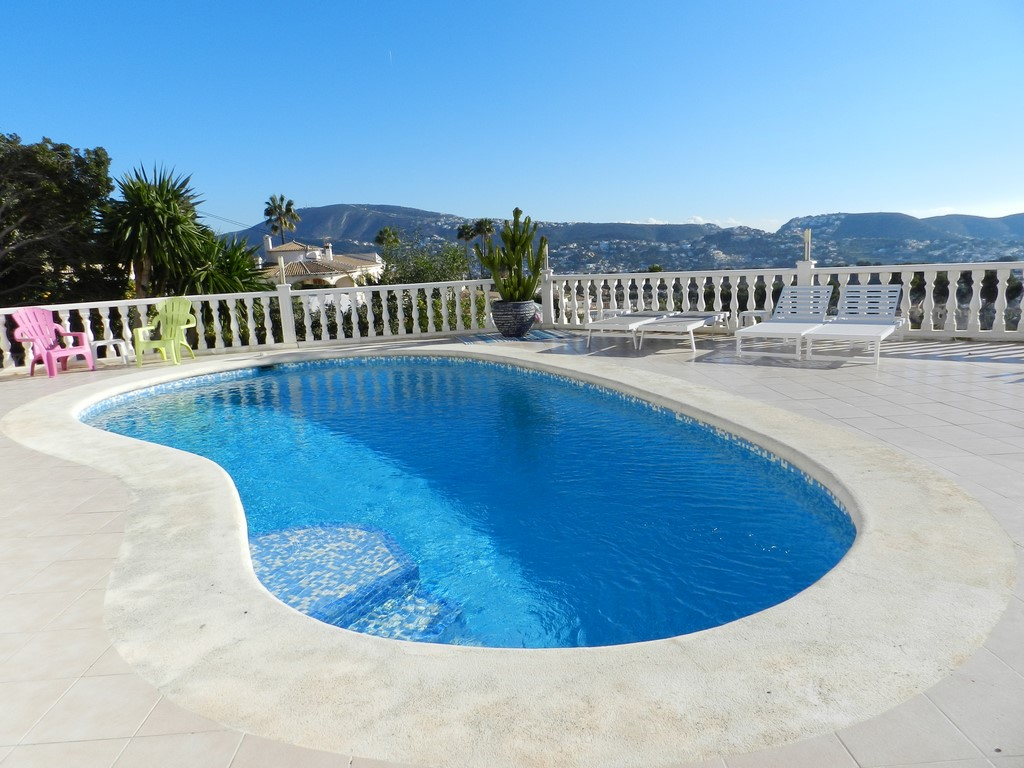 regrout pool Moraira